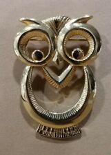 Pin Golden Owl