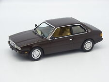 Ixo SB 1/43 - Maserati Biturbo Coupe 1985 Marron