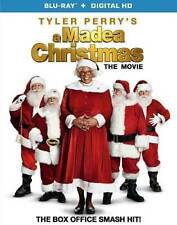 Tyler Perrys A Madea Christmas (Blu-ray Disc, 2014, Includes Digital Copy)