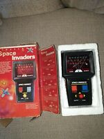 Very Rare New-Gio Space Invaders Vintage 1979 LED Handheld Electronic Game Boxed