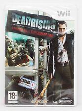 Nintendo Wii PAL version Dead Rising terror en el hipermercado