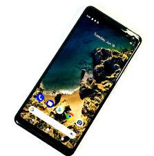 Google Pixel 2 XL 64GB Nero Bianco Sbloccato Senza SIM rotto Screen Works 100