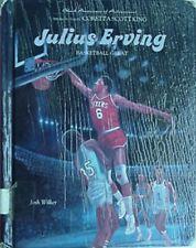 JULIUS ERVING, 1995 BOOK (76ERS CVR, NETS, UMASS +