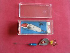 Vintage DAM Bomber Spinner Fishing Lure Made in West Germany