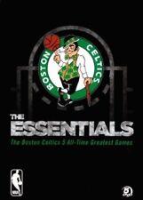 Boston Celtics the Essentials 5 Greatest Games NBA Basketball 5 DVD Set
