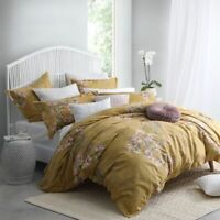 Private Collection Kintori Quilt Cover Set Gold