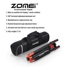 ZoMei Z818 Light Weight Heavy Duty Portable Magnesium Aluminium Travel Tripod