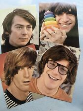 4 Lovin' Spoonful Photos from 1967 Best Of The Lovin' Spoonful LP Kama Sutra