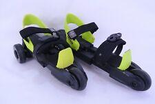 Cardiff Skate Co. Youth Cruiser Skates Adjustable Size Neon