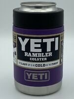 Yeti Peak Purple Colster. DISCONTINUED COLOR, 100% Authentic
