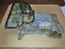 DODGE RAM 1500 3.0L V-6 ECODIESEL UPPER AND LOWER OIL PAN - USED