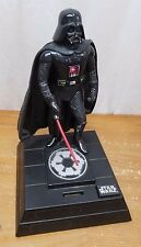 1996 Thinkway Toys Electronic Animated Talking Darth Vader Star Wars Coin Bank