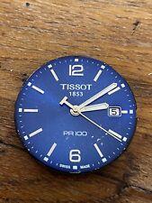 tissot 1853 ETA 805.112 movement three needle quartz movement free dial hands
