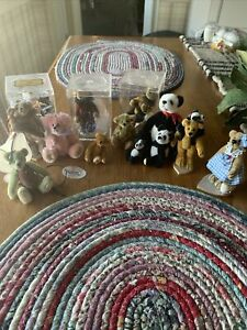 little gem teddy bears And Cottage Collectibles