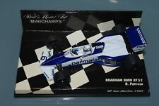 Minichamps 1/43 F1 Brabham BMW BT52 Ricardo Patrese GP San Marino 1983