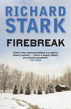 Firebreak: A Parker Novel by Richard Stark, New Book (Paperback, 2008)