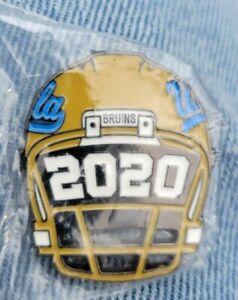 2020 UCLA BRUINS FOOTBALL EXCLUSIVE SEASON TICKET HOLDER ENAMEL PIN SGA