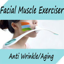 Facial Muscle Exerciser Mouth Toning Tool Exercise Toner Anti Wrinkle/aging GN