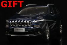 Car Model All New Jeep Cherokee 1:18 (Blue) + SMALL GIFT!!!!!!!!!