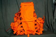 Blaze Orange Hunting/ Rhodesian Vest  Kylo Ren SNL/  MATT RADAR TECHNICIAN