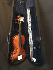 Cervini HV-200 Novice Violin Outfit, Full-size New with Case