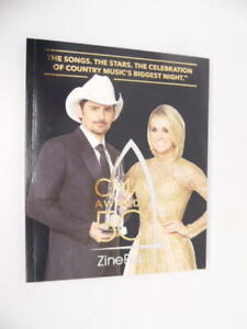 The 50th Annual CMA Awards 2016 ZinePak CD feat. Brad Paisley, Carrie Underwood
