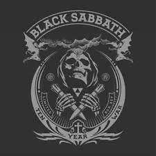 BLACK SABBATH THE TEN YEAR WAR 8-LP COLOURED VINYL BOX SET - 27/10/2017