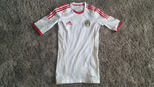 Maillot Mexico Adidas Techfit player issue Trikot Shirt Jersey Maglia VERY RARE