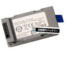 New listing New Battery Compatible for Panasonic Cf-H1 Cf-H2 Cf-Vzsu5W Battery Replacement