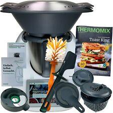 Vorwerk Thermomix Tm5 cook-key Varoma Kochbuch Rezepte TM5 WLAN W4w