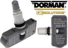 Dorman 974-301 Programmable TPMS Tire Pressure Monitoring System Sensor New USA