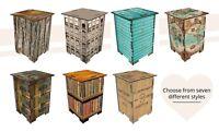 Low Stool Seat Tea Coffee Side Table Digitally Printed Furniture Photo 7 Designs