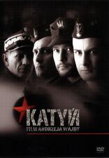 KATYN - Andrzej Wajda - NEW PAL DVD - English subt.