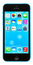 Apple  iPhone 5c - 8GB - Blau (Ohne Simlock) Smartphone