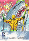 DC the New 52 sketch card Roy Cover