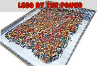 2 Pounds Bulk Lego Lot Chima/Ninjago/Starwars - Big summer Blowout 1000pcs Parts