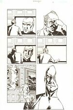 Establishment #7 p.11 - Cyborg - Walking Dead Artist - '02 art by Charlie Adlard