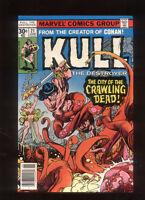 Kull the Conqueror #21 NM Marvel Comics CBX6A