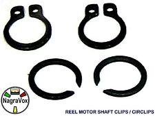 Revox Tape REEL Motor Circlips for A77, B77, PR99, A700, C270