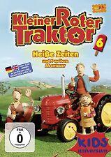 DVD * KLEINER ROTER TRAKTOR 06 HEISSE ZEITEN UND 5 WEITERE ABENT. # NEU OVP §