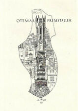WIM ZWIERS: Exlibris für Ottmar Premstaller