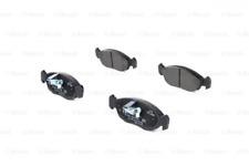 Bremsbelagsatz, Scheibenbremse für Bremsanlage Vorderachse BOSCH 0 986 424 410