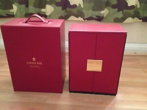 Remy Martin Louis XIII Magnum Display and Case