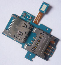 Flex con lector de tarjetas SIM y microSD SAMSUNG GALAXY S ADVANCE i9070.