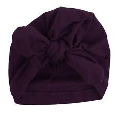 Newborn Baby Toddler Kids Boy Girl Bowknot Cute Soft Cotton Beanie Hat Warm Hat
