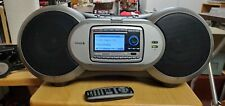 Sirius Sportster BoomBox Activated Receiver and Antenna w/ Remote Bundle