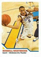 "RUSSELL WESTBROOK 2010 THUNDER ""1 OF 9"" SPORTS ILLUSTRATED ROOKIE CARD!"