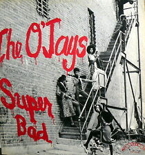 "THE  O' JAYS LP 12""  1971 SUPER BAD PRINTED  IN U.S.A. LABEL TRIP TLP 9510"