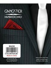 GENTLEMAN'S POCKET HANDKERCHIEF PARTY SUIT ACCESSORY