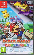 NEU + OVP || Paper Mario: The Origami King || Nintendo Switch